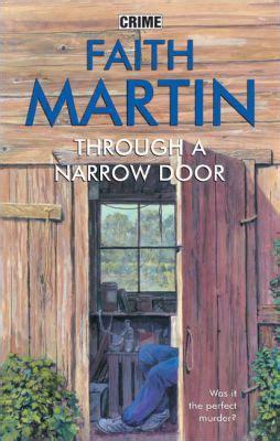 narrow door  faith martin fictiondb