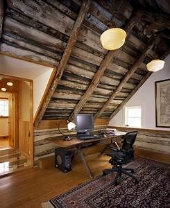 17, Inspiring, Rustic, Home, Office, Designs, To, Motivate, You