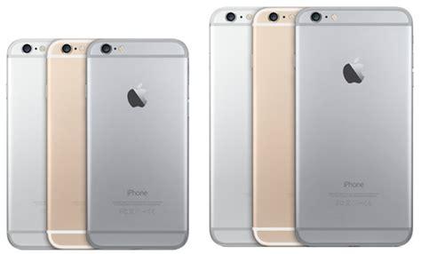 iphone model a1522 different iphone 6 models comparison a1522 a1524 a1549