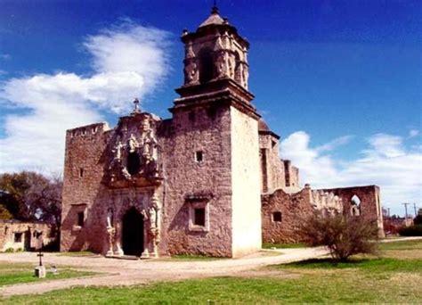 spanish missions  texas timeline timetoast timelines