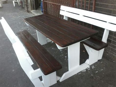 Outdoor Furniture, Outdoor Benches, Walk in Benches   Cape