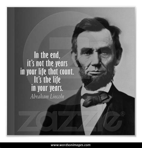 Abraham Lincoln Quotes On Life Quotesgram