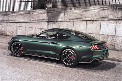 2018 Ford Mustang Bullitt Coming To Uk
