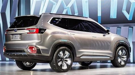 preview subaru viziv  suv concept consumer reports