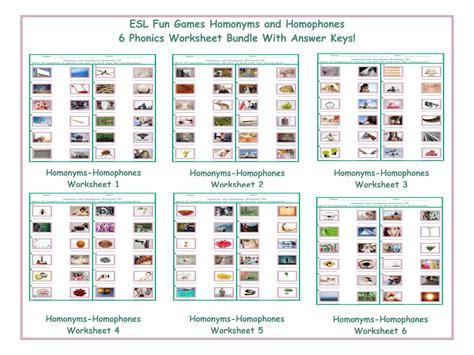worksheet homonyms worksheet grass fedjp worksheet study
