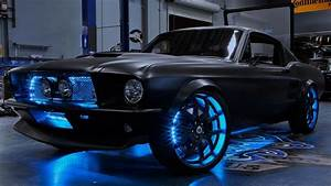 Black cars ford mustang west coast customs 1920x1080 ...