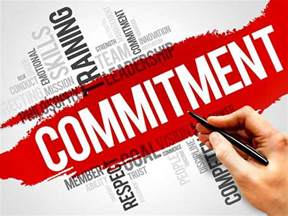 Showing Commitment Business