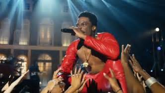 Movie New Edition Bobby Brown Fight