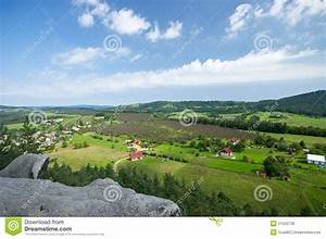 View From The Cliff Royalty Free Stock Images