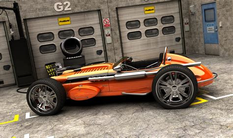Lotus Seven I Nyt Design