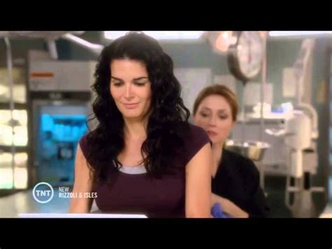 Rizzoli And Isles 4x03 Janes Watching Porn On Mauras