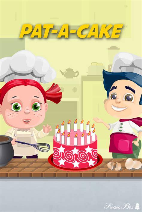 pat  cake  nursery rhymes