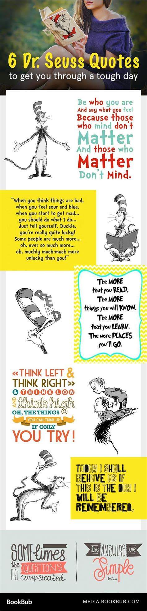dr seuss quotes      tough day book