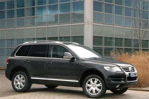 Volkswagen Touareg 2003 by Volkswagen Touareg 2003 2010 Used Car Review Car