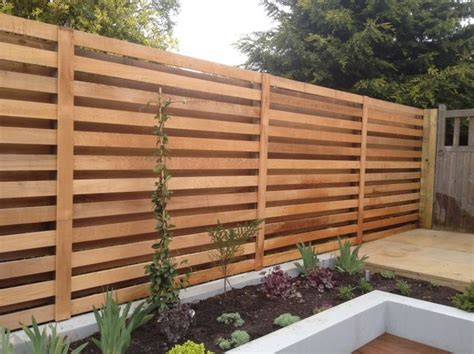Trellis Fencing by Western Cedar Trellis Fence Go Outside