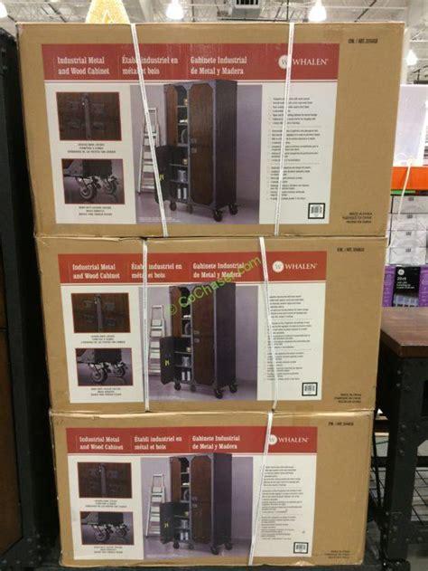 costco 1146618 whalen storage cabinet all costcochaser