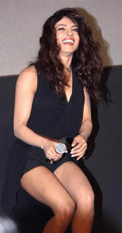 Priyanka Chopra Exotic Legs Single Mumbai Releases
