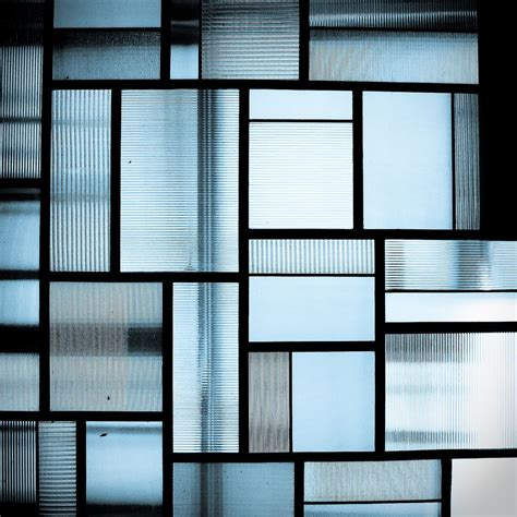 Printed Glass Skylight Design Window Design Flute Glass