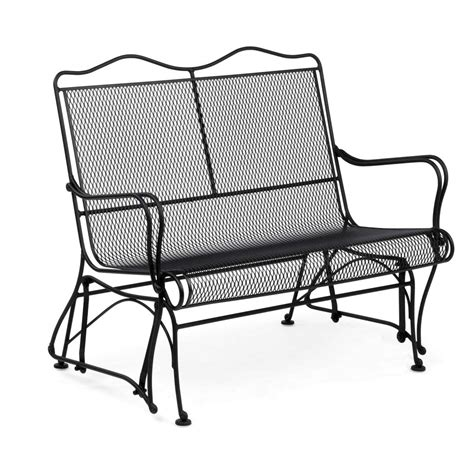 Pictured Is The Tucson Micro Mesh High Back Gliding Chair