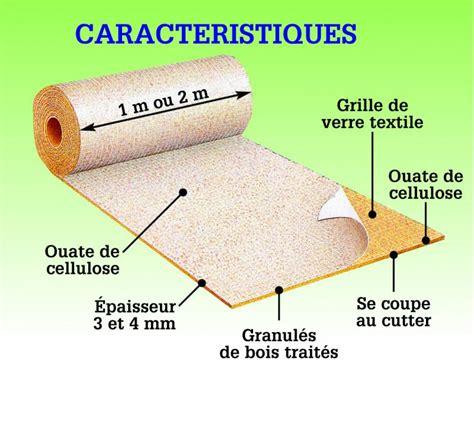 granosol isolant mince fibre de bois pour le sol acheter au meilleur prix