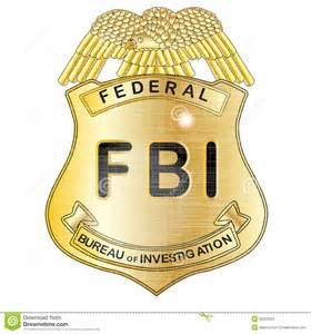 FBI Badge Clip Art Free