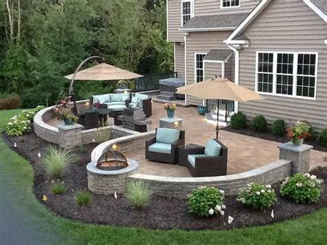 25 best ideas about patio design on backyard