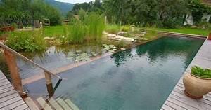Construction Piscine Naturelle : piscine naturelle ou biologique pour une baignade cologique ~ Melissatoandfro.com Idées de Décoration