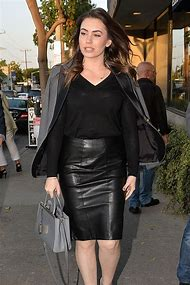 Sophie Simmons Leather