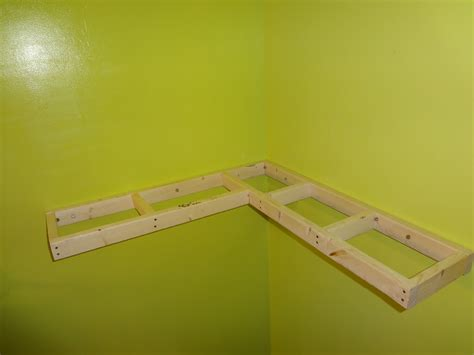 Diy Floating Shelving Ideas Shelf Brackets Home Depot