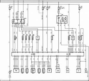 Citroen Xsara 2003 Fuel Pump Relay Wiring Diagram