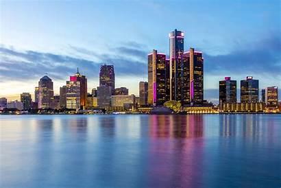 Detroit Michigan Wayne County Books Events Skyline