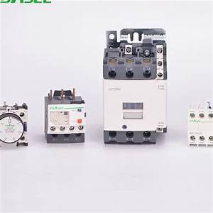Tehow Single Pole Contactor Auxiliary Contact Block Timer