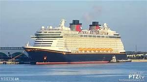Disney Cruise Line Hurricane