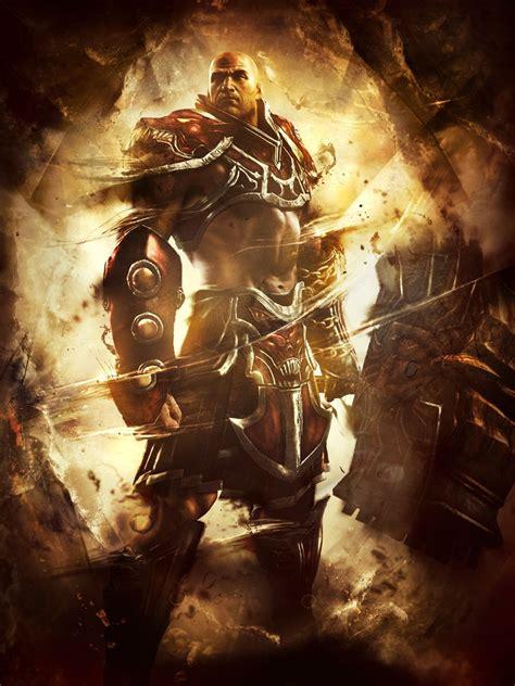 God Of War Ascension Spartan Warrior Dioses Griegos