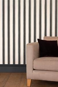 tapete block print stripe von farrow ball 1937 With markise balkon mit farrow ball tapete