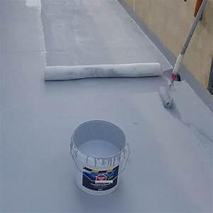 Produit etancheite terrasse toit plat