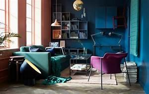 Deco Salon Ikea : deco tendance 2018 salon ~ Teatrodelosmanantiales.com Idées de Décoration