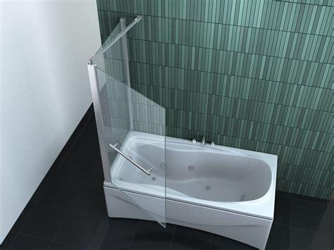 Duschwand Für Badewannen by Eck Duschtrennwand Intrexo 70 Badewanne
