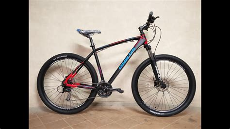 Dviraciai pigiau Onilus Murano 3.0 raudonas kalnu dviratis 29er 1 - YouTube