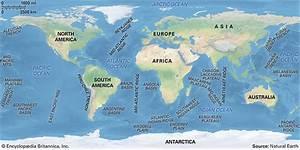 Hydrosphere  Major Features Of Earth U0026 39 S Ocean Basins