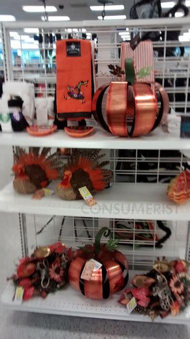 plan your thanksgiving centerpiece before labor day consumerist