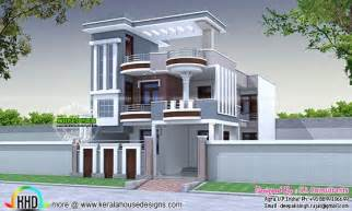 Decorative Home Design And Build by January 2016 Kerala Home Design And Floor Plans