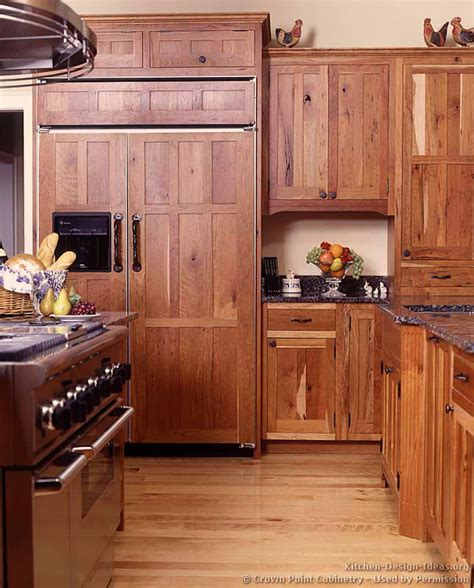 arts  crafts kitchens pictures  design ideas