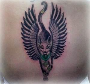 egyptian cat tattoo - Google Search | Tattoos | Pinterest ...