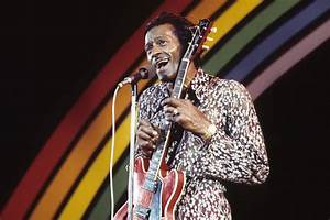 Remembering Rock  U0026 39 N U0026 39  Roll Pioneer Chuck Berry