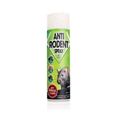 anti rodent spray  diy pest control products