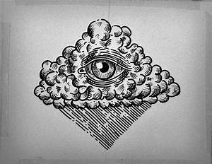 Cloud Eye Tattoo on Behance