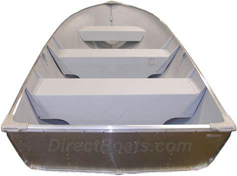 Back Of A Boat by Back View Of Pro Strike Aluminum Boat