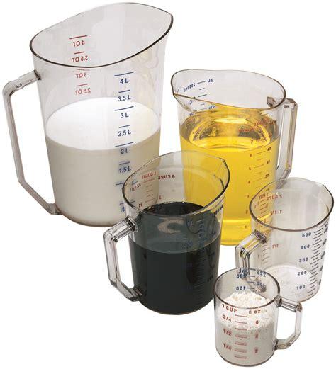 cuisine cup camwear measuring cups cambro