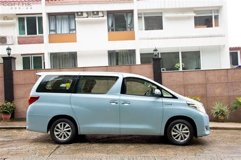 Review Toyota Alphard by Toyota Alphard 2012 Review 02 香港第一車網 Car1 Hk